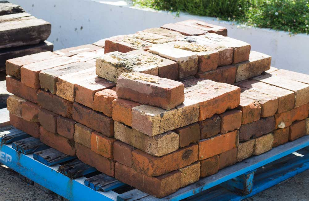 used bricks for garden pavers ocean shores